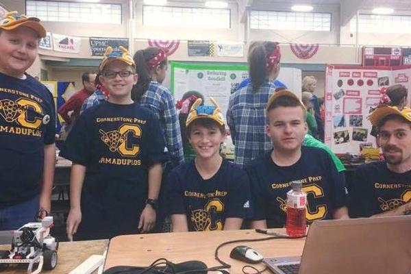 Middle School Robotics Team